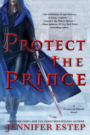 Protect the Prince (Crown of Shards, #2)