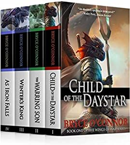 The Wings of War Boxset: Books 1-4 (The Wings of War #1-4)