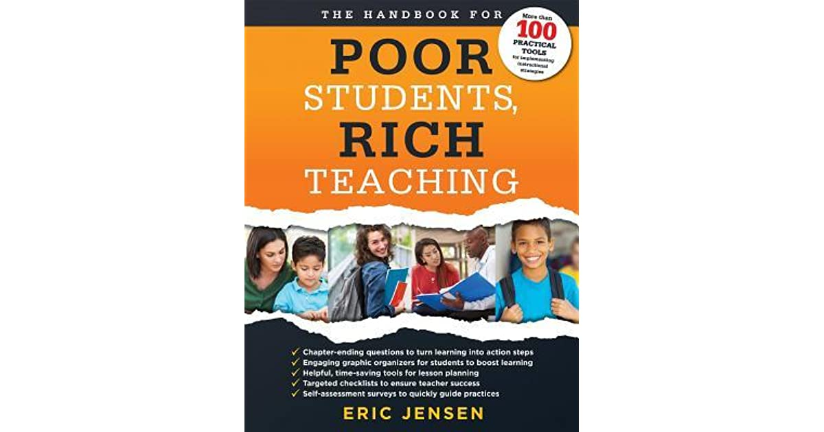 The Handbook For Poor Students Rich Teaching By Eric Jensen