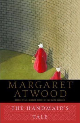 "Book cover of ""The Handmaid's Tale"" by Margaret Atwood"