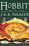 Book cover for The Hobbit, or There and Back Again