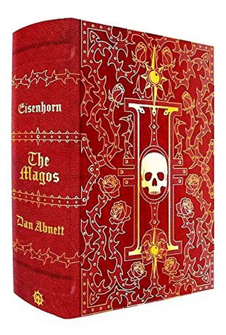 The Magos: An Eisenhorn Novel - Signed Limited Edition Hardcover [Only 1500 Copies Worldwide]