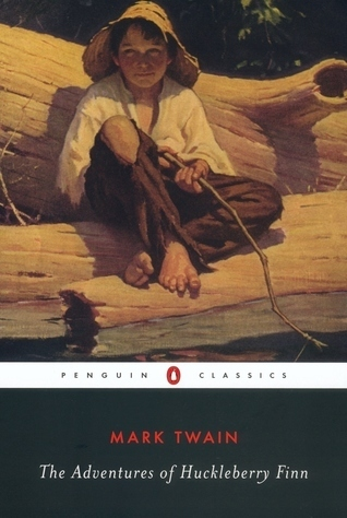 Twain, Mark  - The Adventures of Huckleberry Finn
