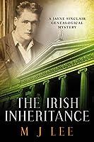 The Irish Inheritance (Jayne Sinclair Genealogical Mystery, #1)