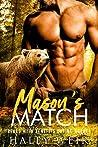 Mason's Match (Bears with Benefits, #1)