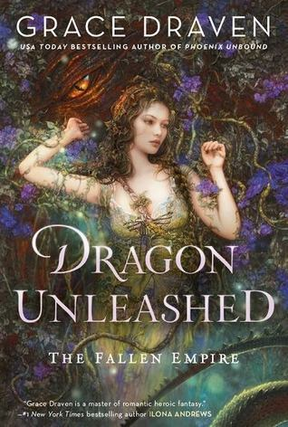 Dragon Unleashed (Fallen Empire, #2)
