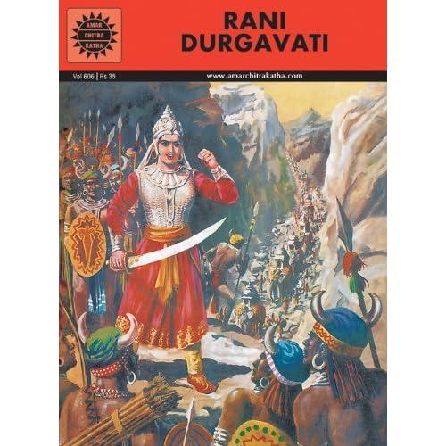 Rani Durgavati by Kamala Chandrakant