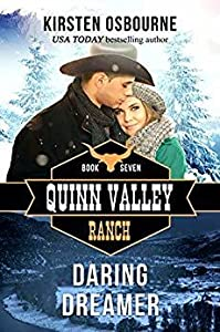 Daring Dreamer (Quinn Valley Ranch, #7)