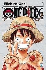 One Piece - 20th Anniversary Limited Edition - Silver  1