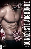 Dunkelste Abgründe (Black Knights Inc. #10)