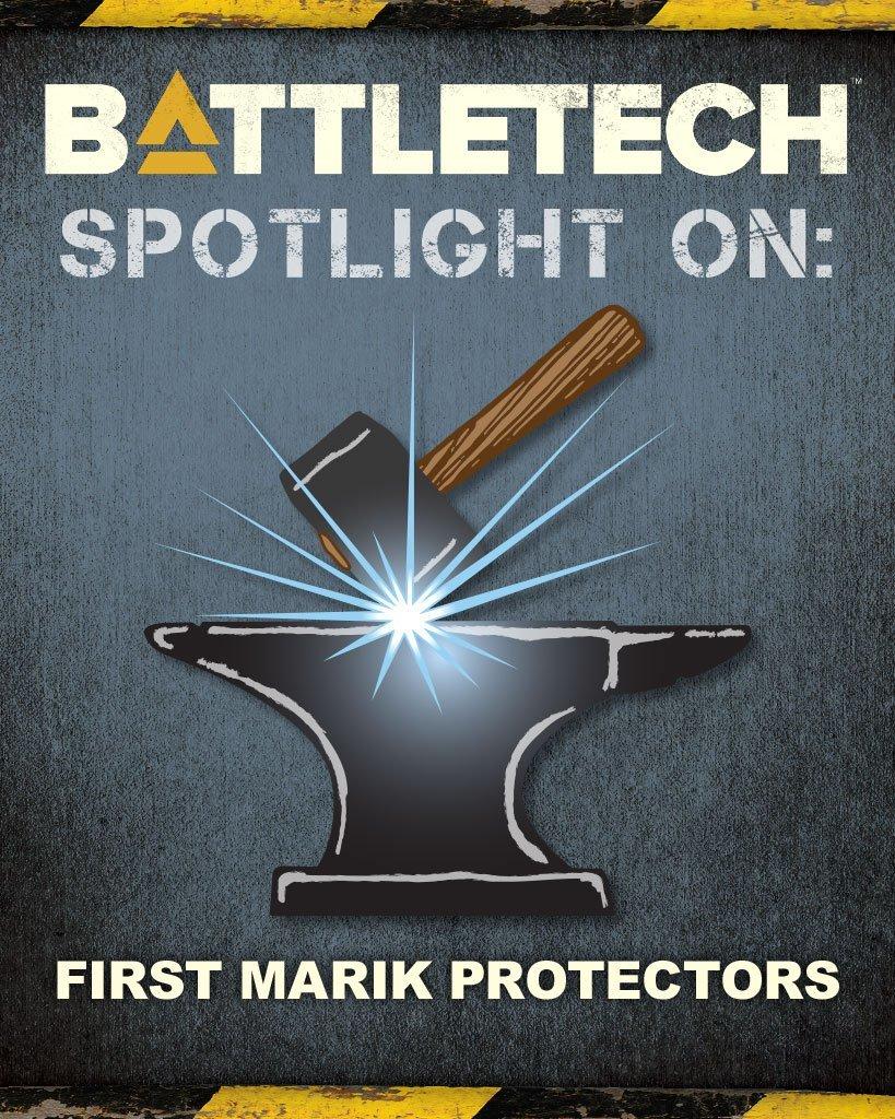 Spotlight On: First Marik Protectors