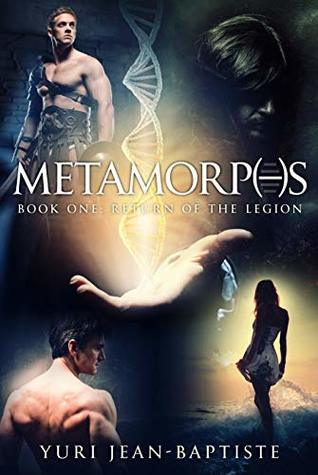 Metamorphs by Yuri Jean-Baptiste