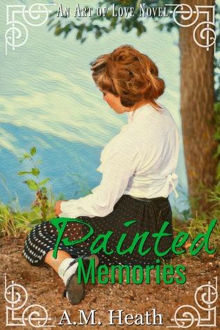 Painted Memories (Art of Love, #2)