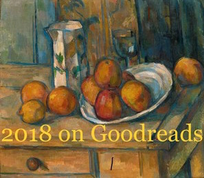 2018 on Goodreads
