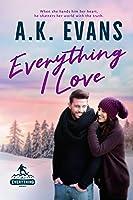 Everything I Love (Everything, #4)