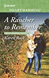 A Rancher to Remember (Rocky Mountain Cowboys Book 6)