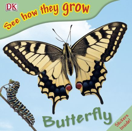 See How They Grow Butterfly