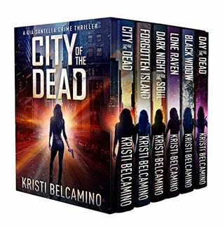 Gia Santella Crime Thriller Boxed Set: Books 1-4, 3.5, 4.5: Gia Santella Crime Thrillers