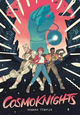Cosmoknights by Hannah Templer