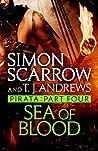 Pirata: Sea of Blood (Roman Pirata Series, #4)