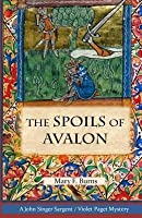 The Spoils of Avalon (A John Singer Sargent/Violet Paget Mystery, #1)