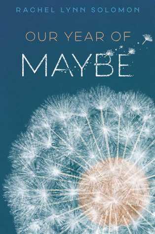 Our Year of Maybe by Rachel Lynn Solomon