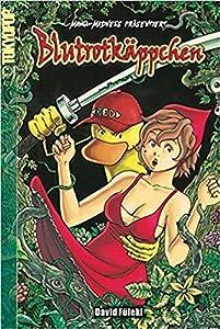 Manga Madness: Blutrotkäppchen