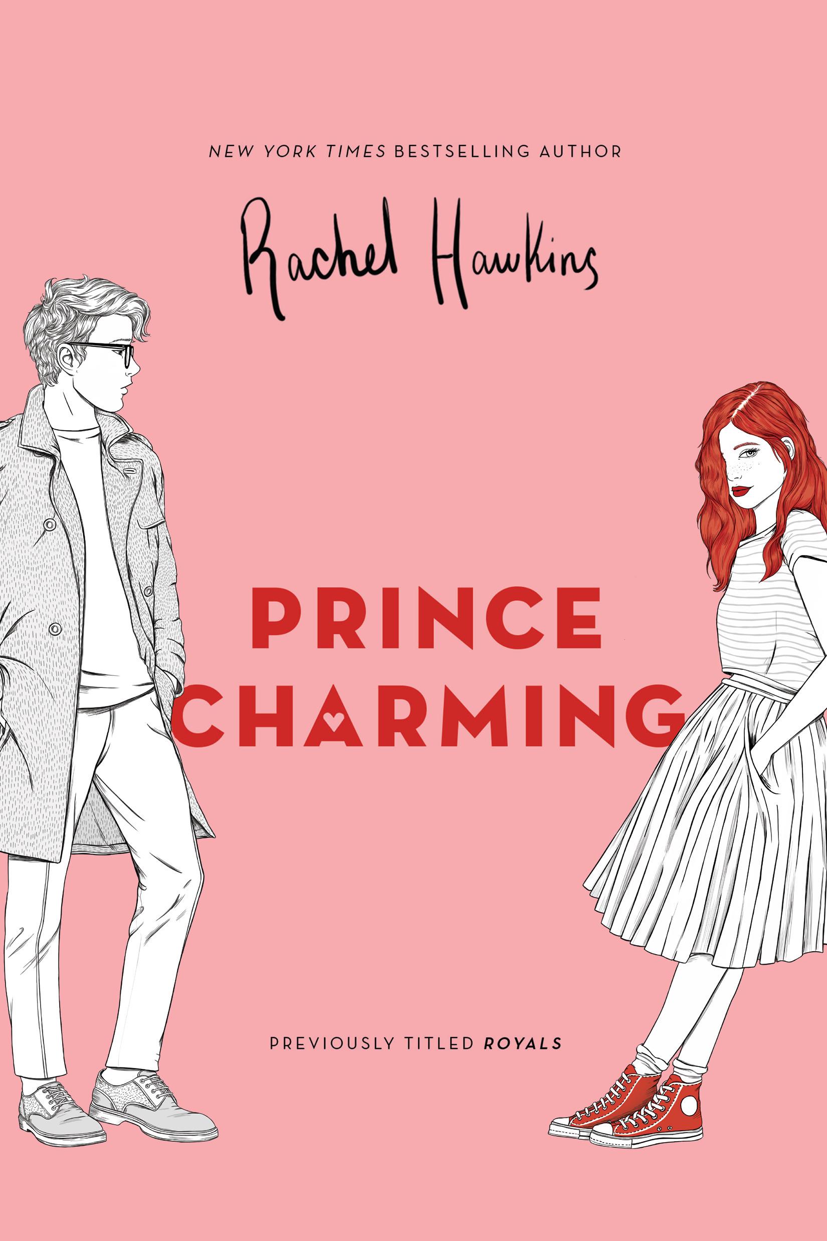 rachel hawkins - prince charming (royals 1)