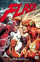 The Flash (2016-), Vol. 8: Flash War
