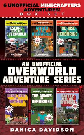 An Unofficial Overworld Adventure Series Box Set