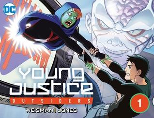 Young Justice: Outsiders #1 (Young Justice: Outsiders, #1)