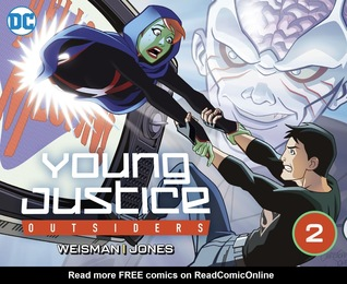 Young Justice: Outsiders #2 (Young Justice: Outsiders, #2)
