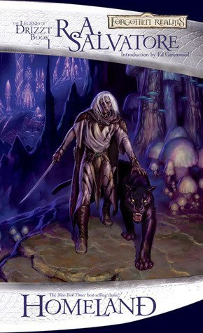 The Dark Elf Trilogy (Forgotten Realms: Dark Elf Trilogy, #1-3; Legend of Drizzt, #1-3)