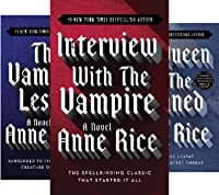 Complete Vampire Chronicles (Interview with the Vampire, The Vampire Lestat, The Queen of the Damned, The Tale of the body Thief) (4 Book Series)