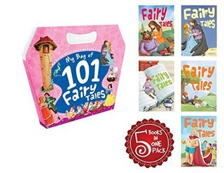 My Bag of 101 Fairy Tales (Pack of 5 Story Books)