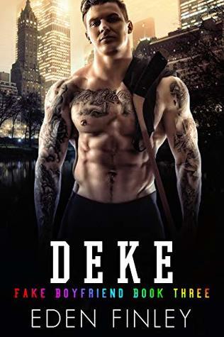 Fake boyfriend - Tome 3 : Deke d'Eden Finley 43482251._SY475_