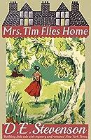 Mrs. Tim Flies Home