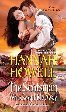 The Scotsman Who Swept Me Away (Seven Brides for Seven Scotsmen, #3)