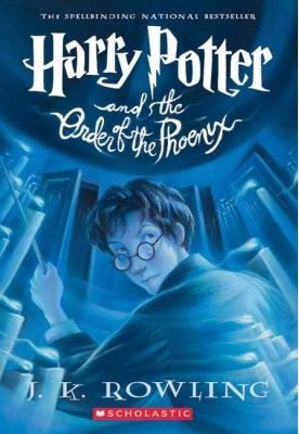 HARRY POTTER 5. and The Order of the Phoenix