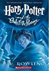 Book cover for Harry Potter and the Order of the Phoenix
