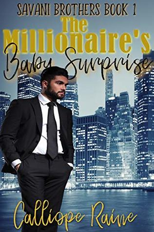 The Millionaire's Baby Surprise: (A WWAM romance) The Savani Brothers Book 1