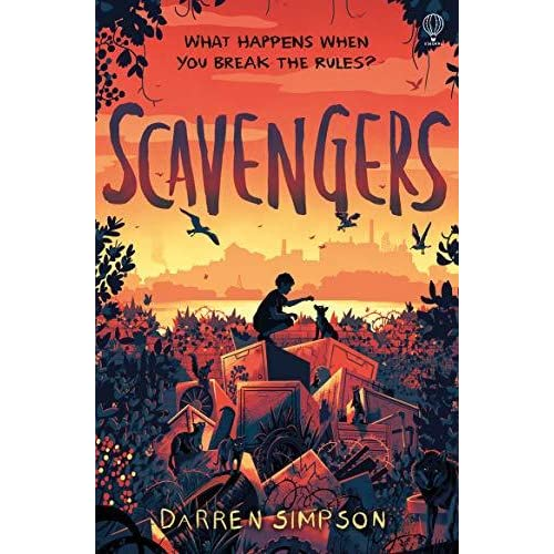 Image result for scavengers book