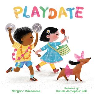 Playdate by Maryann Macdonald