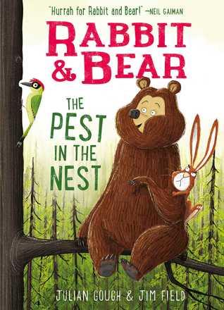 Rabbit  Bear: The Pest in the Nest