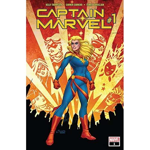 Captain Marvel 1 2 3 4 5 Complete Comic Lot Run Set Marvel Thompson Conner