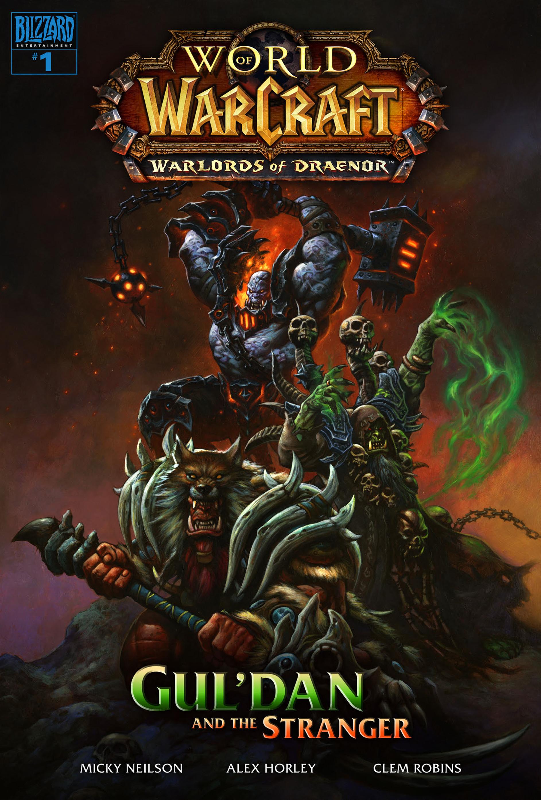 World of Warcraft: Gul'dan y el forastero