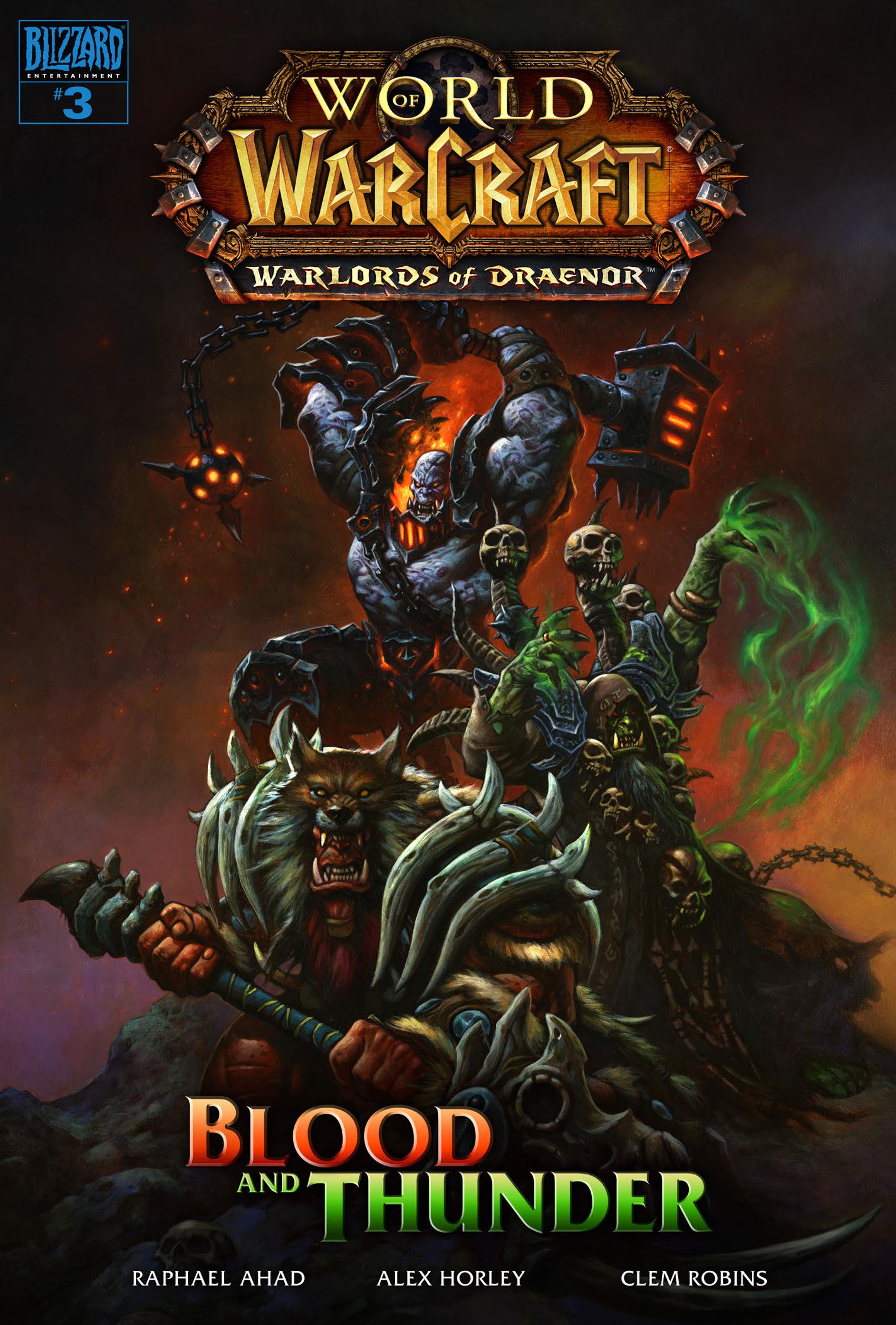 World of Warcraft: Sangre y truenos