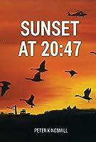 Sunset at 20:47