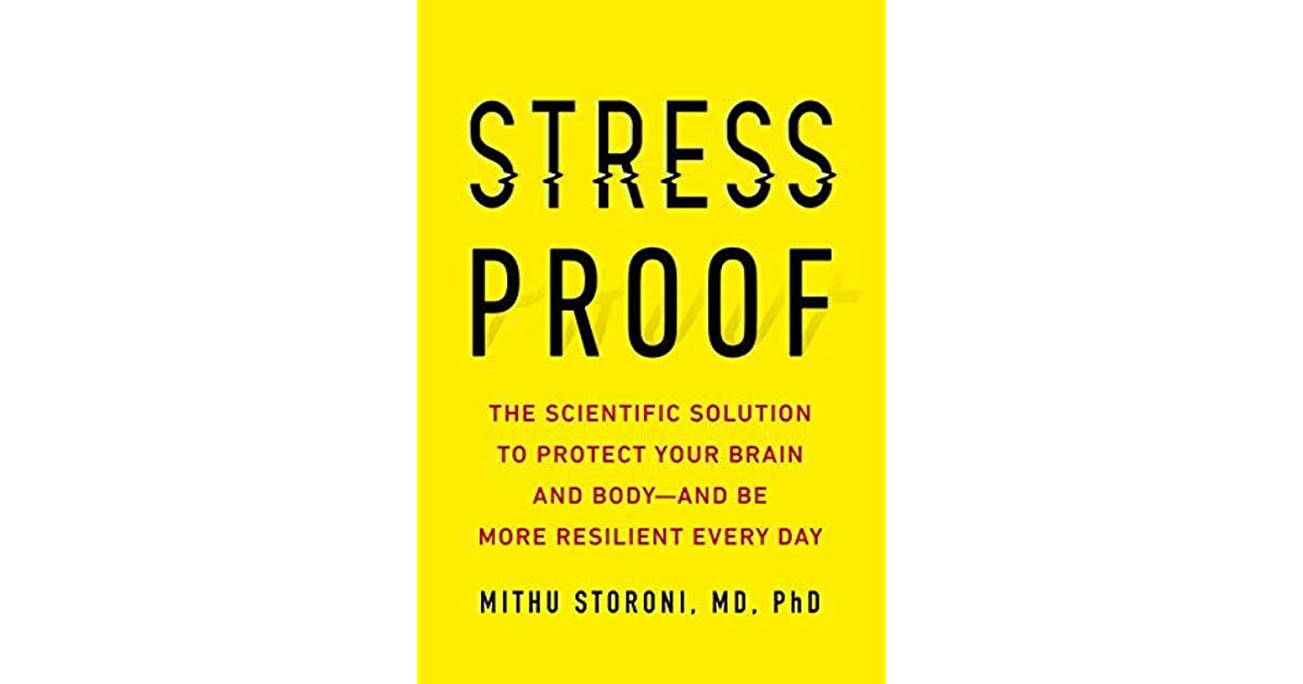 Stress-Proof: The ultimate guide to living a stress-free life by ...