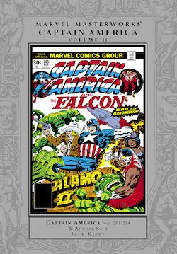 Marvel Masterworks: Captain America, Vol. 11